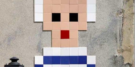 """Visite guidée : """"Quand le Street Art raconte l'histoire du Marais"""""""