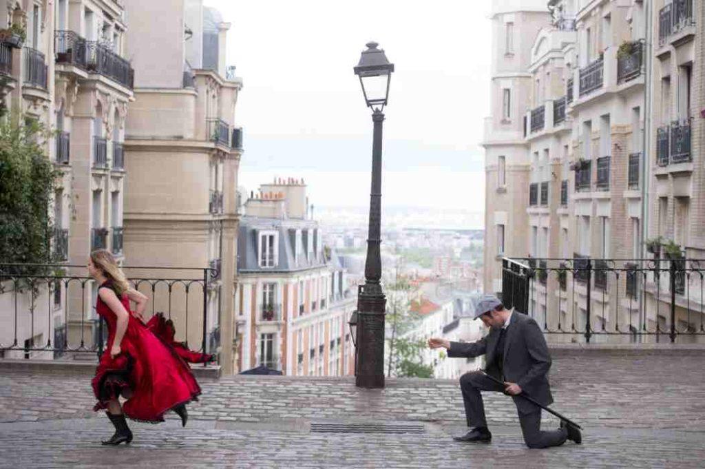 visite spectacle l'Eternel Esprit de Montmartre