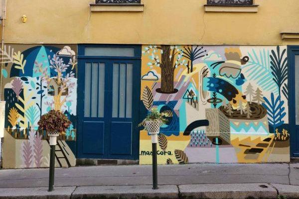 une visite privée pour découvrir Montmartre et son Street Art