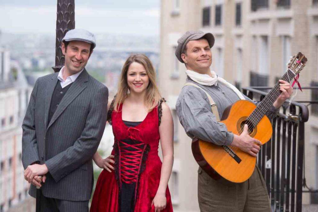 Visite spectacle de Montmartre avec des comédiens
