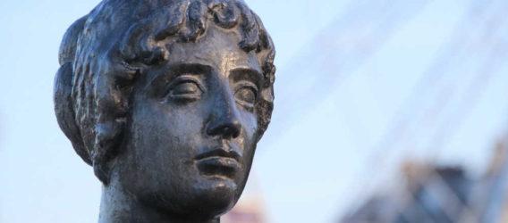 bronze au jardin des Tuileries