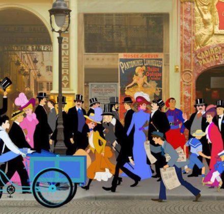 Dilili à Paris : une visite guidée pour enfants