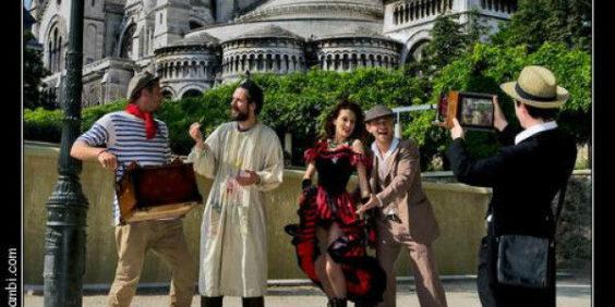 Visite Spectacle : L'Eternel Esprit de Montmartre