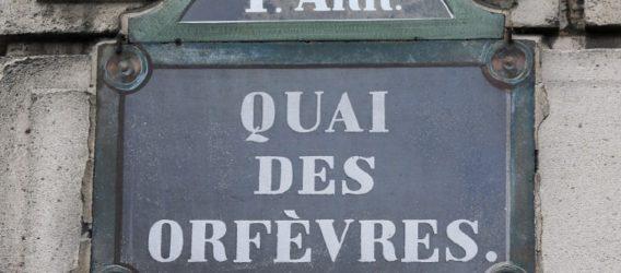"""la visite guidée """"le Paris du Crime"""""""