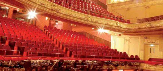 la visite guidée du théâtre Mogador