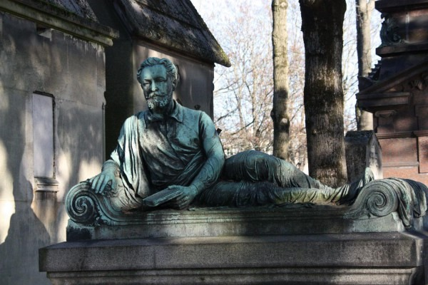 cimetière du Père Lachaise : la visite enquête , une sortie sympa entre amis ou en famille