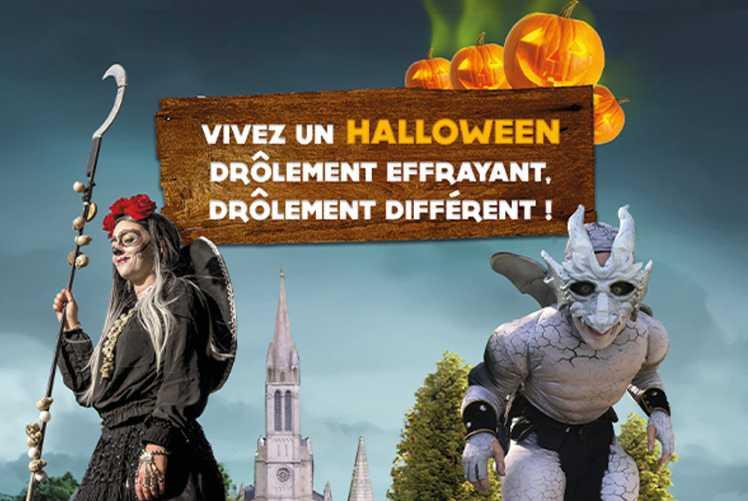 France miniature, la sortie familiale pour Halloween