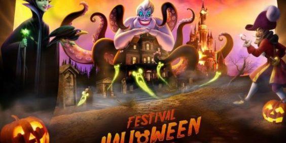 The Disney Halloween Festival