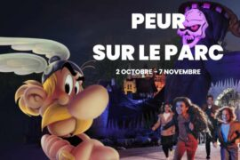 Fear on the Asterix park