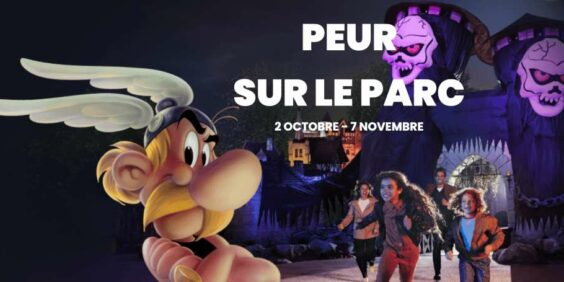 Fear in Asterix Park