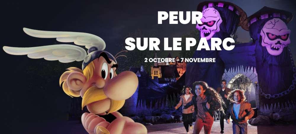 Peur sur le parc Asterix