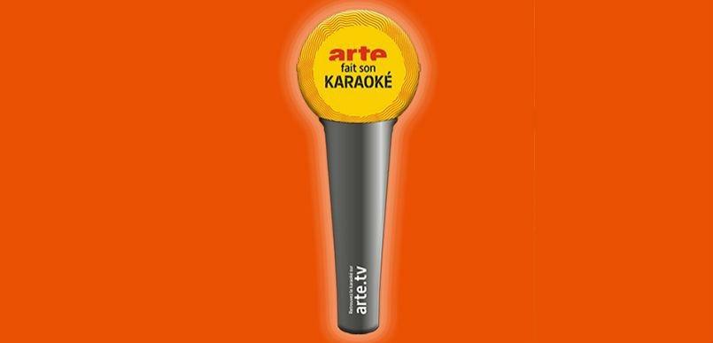 karaoke géant et gratuit en plein air à la villette