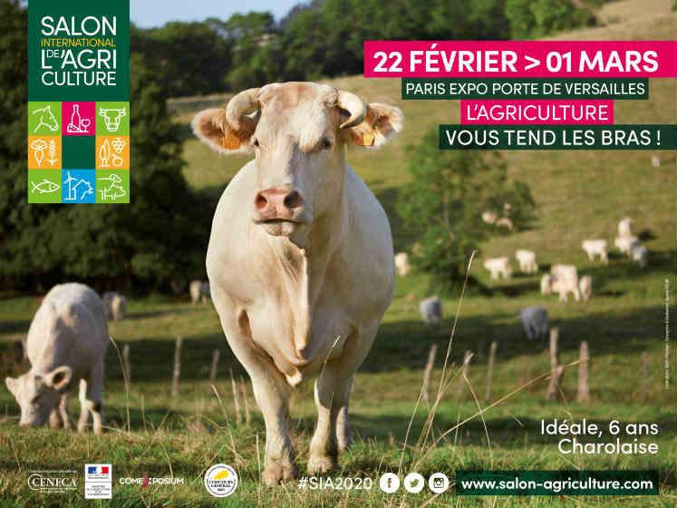 billet salon agriculture 2020