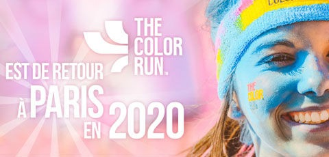 The Color Run, édition 2020