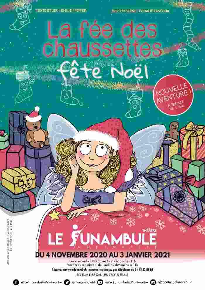 children's show Noel Paris