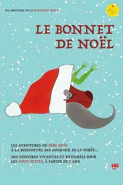Le bonnet du Père Noël : theatre jeune public