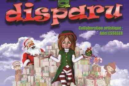 SOS, Santa Claus is missing.