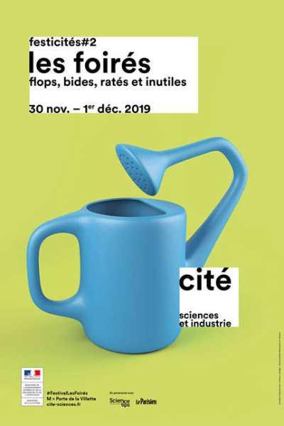 Cité des Sciences et de l'Industrie : le festival des foirés