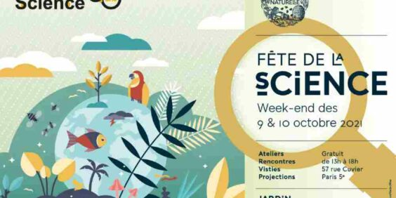 The 2021 Science Festival at the Jardin des Plantes