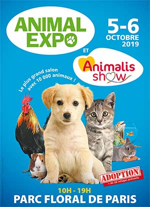 the animal expo at the Parc Floral