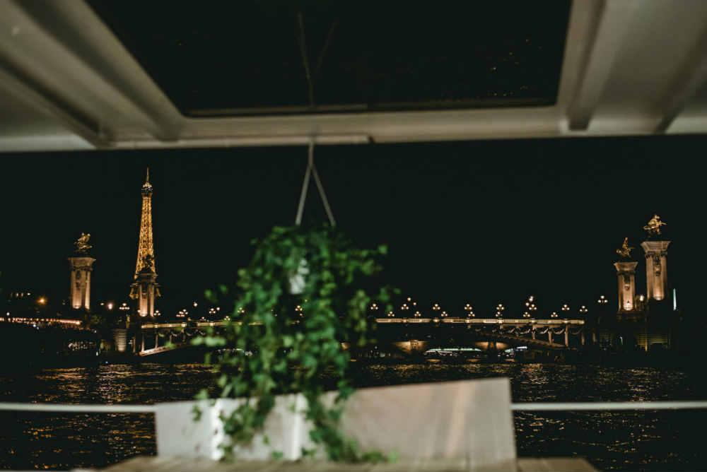 les diners croisières les plus sympas le soir à Paris