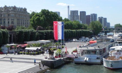 formule croisière sur la Seine et pizza