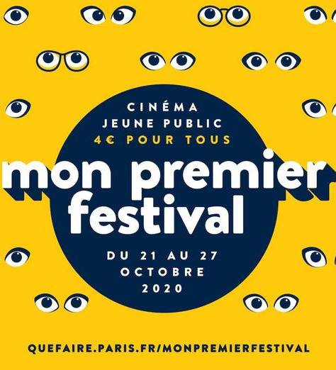 my 1st festival 2020, cinema for the little ones