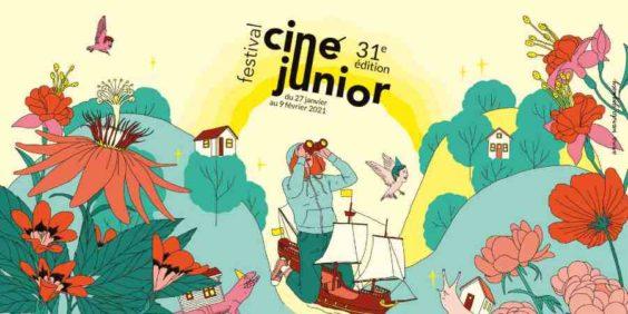 Ciné Junior, le festival international de cinéma jeune public