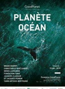 expo planete océan à la fondation Good Planete