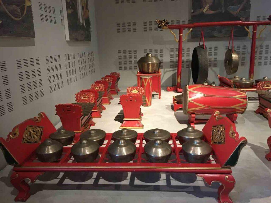 instruments du monde entier au musée de la musique
