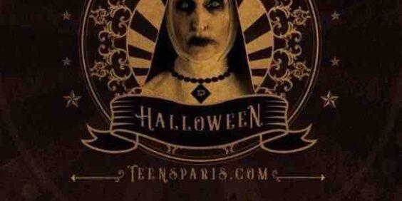 Soirée Halloween chez Teens Party