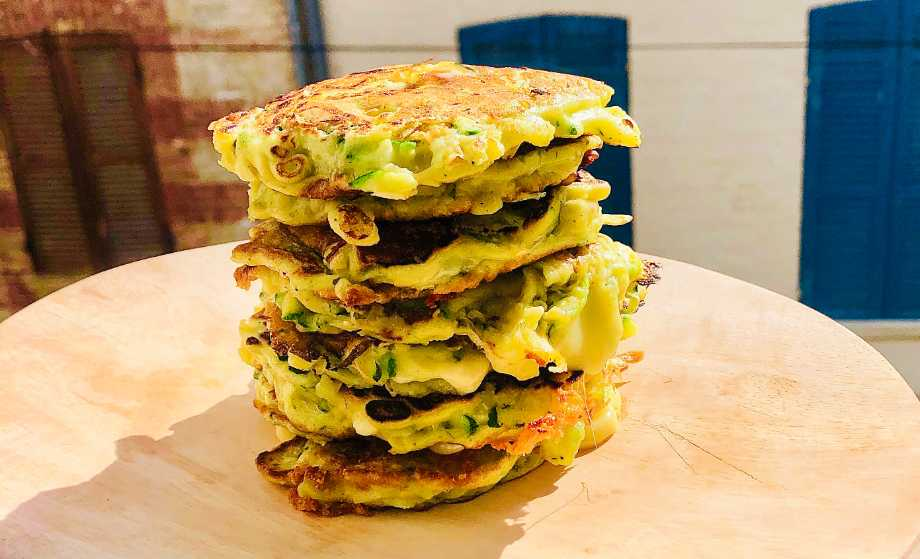simple recipe for zucchini cake