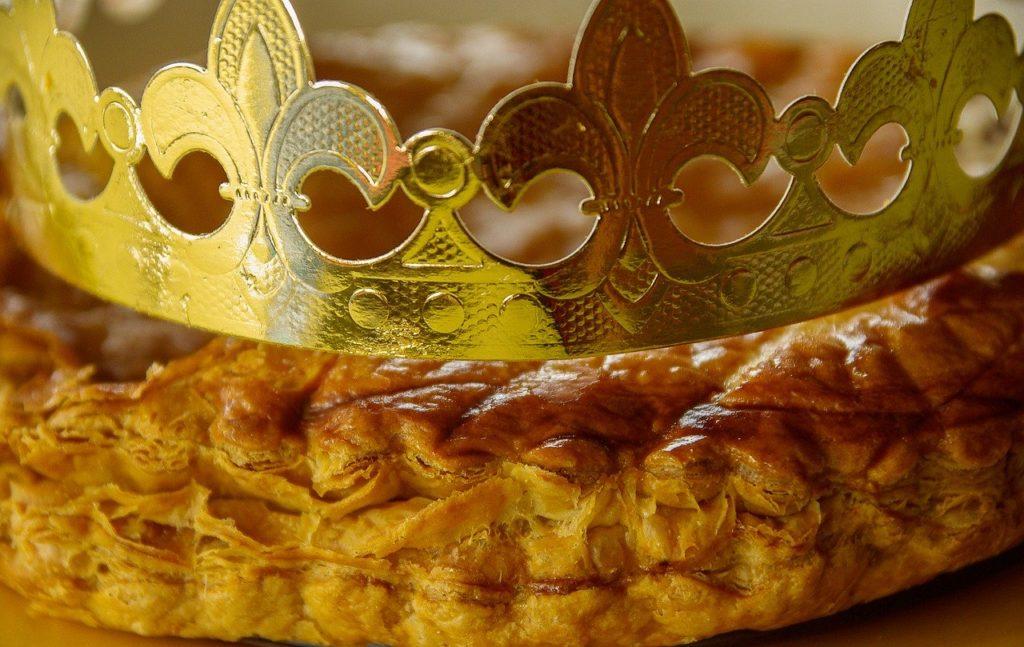 recette simple de galette des rois frangipane