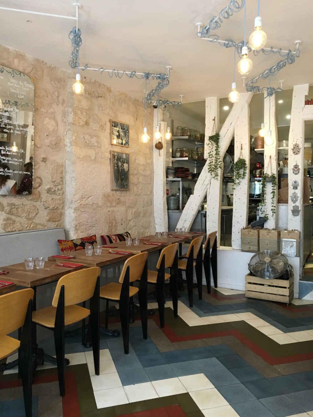 Tavline, restaurant israélien dans le <strong>Marais</strong>