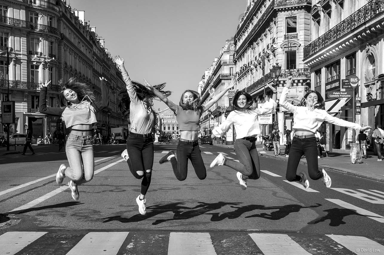 anniversaire original pour les ados à Paris